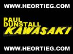 Paul Dunstall Kawasaki Tank Transfer Decal D20084H-10